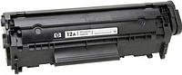 Картридж лазерный HP Q2612A 12A 1010 1018 1020  восстановленный (3000 страниц)