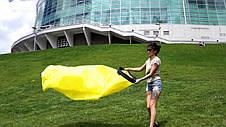 Самонадувной диван - шезлонг Lamzac Hangout (Кресло Матрас Ламзак Хенгаут желтый высочайшего качества), фото 3