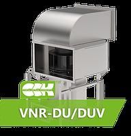 Вентилятор настенный радиальный VNR-DU/DUV-100