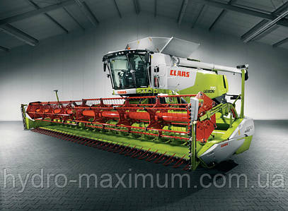 Обзор модельных линеек сельскохозяйственных комбайнов Claas