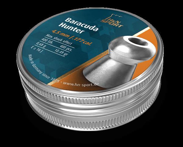 Пули пневматические H&N Baracuda Hunter 0,68 гр (400 шт)