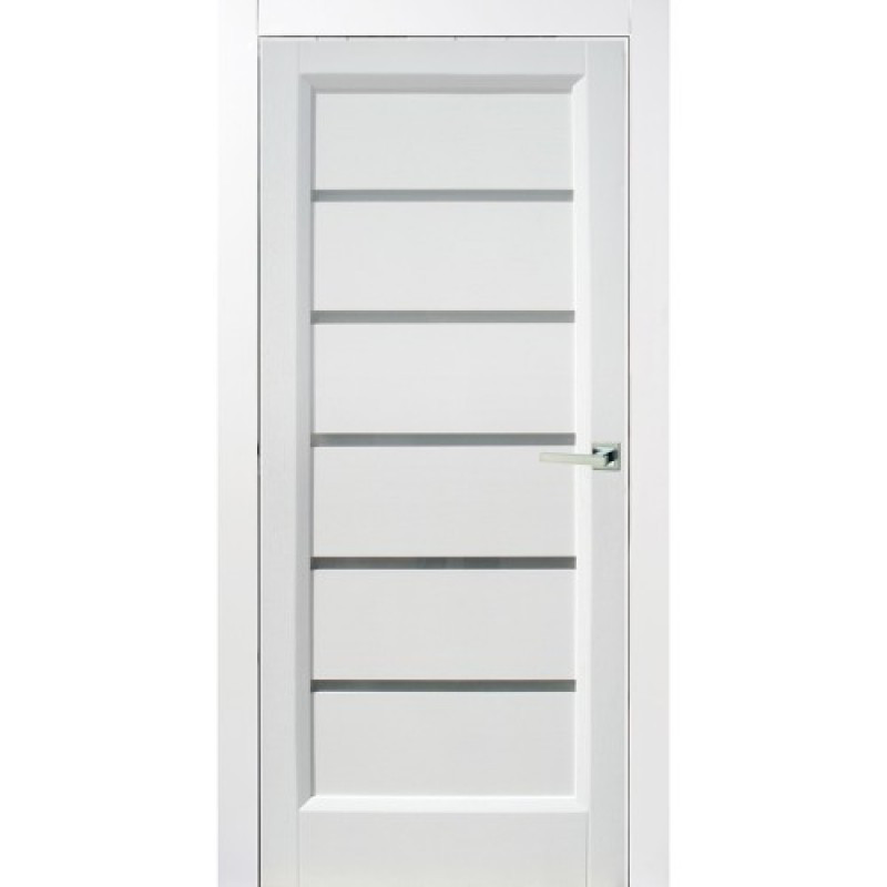 Шпоновані двері. Горизонталь