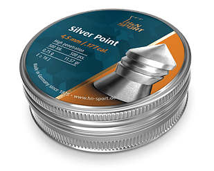 Пули пневматические H&N Silver Point 0,75 гр (500 шт)
