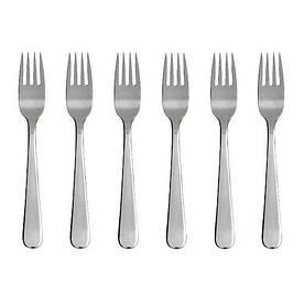 IKEA, DRAGON, Салатная/десертная вилка, нерж. сталь, 16 см (30090382)(300.903.82) ДРАГОН ИКЕА