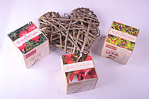 Набор для выращивания декоративных растений Экокуб Жгучий перчик, фото 3