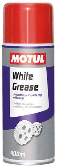 Белая литиевая смазка Motul White Grease  400 мл (106556)