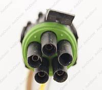 Разъем электрический 5-и контактный (19-19) б/у
