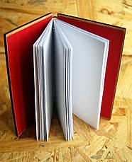"""Деревянный блокнот """"Древо"""" ручной работы формат А5 (А6 под заказ), фото 2"""