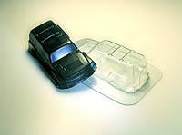 Форма пластиковая для мыла Джип