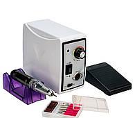 Фрезер для маникюра и педикюра ZS-701 35000 об/мин 65 Ватт(White)