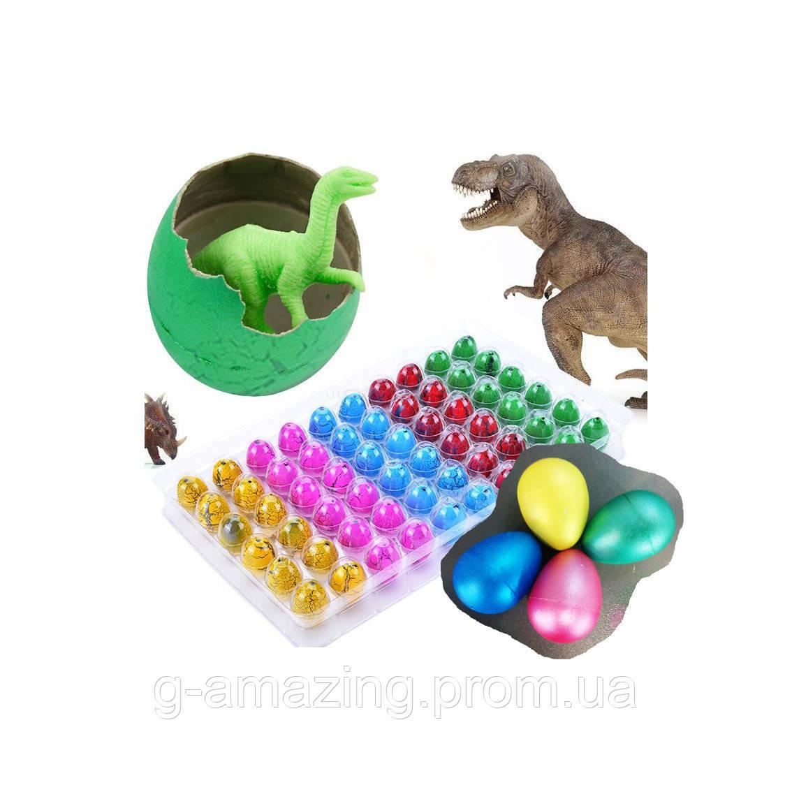 Яйцо с динозавром Растушки