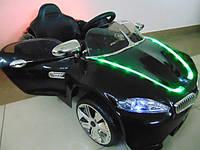 Детский электромобиль Cabrio B3 (черный)