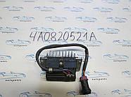 Резистор печки ауди 100 С4 А6 Audi 100 C4 (C4 A6) 4A0820521A