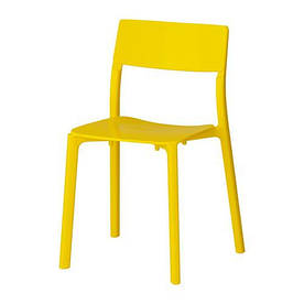 IKEA, JANINGE, Кресло, желтый (60246080)(602.460.80) ЯНИНГЕ ИКЕА