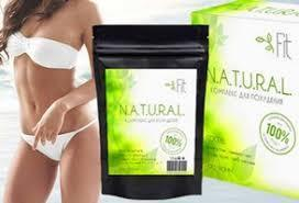Natural Fit - комплекс для похудения / блокатор калорий (Нейчерал Фит), 100 грамм