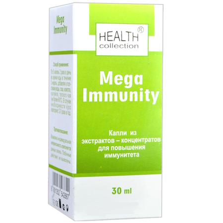 Mega Immunity - капли для иммунитета от Health Collection (Мега Иммунити), 30 мл, фото 2