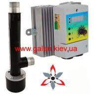 Экономичный отопительный котел Галан ОЧАГ-6 в комплектации КРОС 10