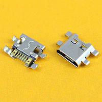 Разьем зарядки (коннектор) LG D618/D620/D722, D724/K220DS/K500N, K520/K580/K4/K8/K10/Q6 M700/X500 K10