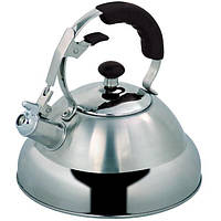 Чайник нержавеющий Maestro 2,6 л, MR-1331