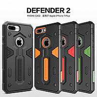 "Чехол iPhone Бронированный Nillkin Defender 2 для Apple iPhone 7 plus / 8 plus (5.5"") / айфон"