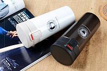 Термокружка вакуумная для горячих и холодных напитков 380 мл Серебро, фото 2
