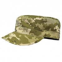 Кепка солдатская пиксель ЗСУ форменные головные уборы