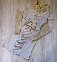 Детское нарядное платье р.140-152 Патрисия, фото 1