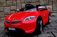 Детский электромобиль Cabrio B3 (красный), фото 1