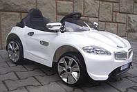 Детский электромобиль Cabrio B3 (белый), фото 1