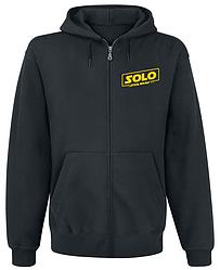 Толстовка с молнией Solo: A Star Wars Story - Logo Yellow