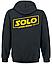 Толстовка с молнией Solo: A Star Wars Story - Logo Yellow, фото 2