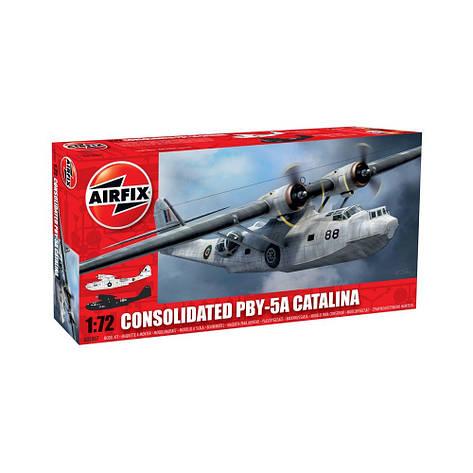 PBY 5A CATALINA. 1/72 AIRFIX 05007, фото 2