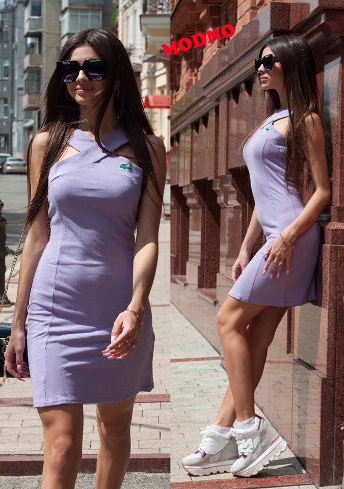 Платье Lacoste Ткань лакоста хлопок  d3278c369e922