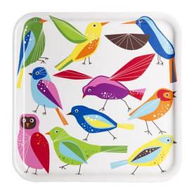 IKEA, BAR, Стол сервировочный, птица, 33x33 см (80149785)(801.497.85) БАР ИКЕА