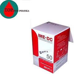 Тест-полоски  Ime-DC 50 (Ими-диси)