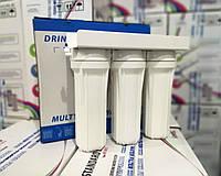 Проточный фильтр для воды Water Filter MF3