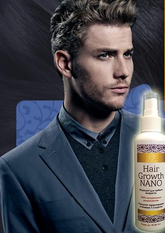 Спрей для волос Hair Growth Nano, фото 2