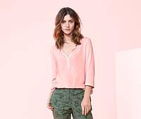 Стильная женская винтажная блуза  от Tchibo размер 48-50 наш 54-56, фото 1
