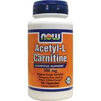 Acetil-L Carnitin 500мг (50капс.)