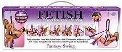 Секс качеля FF FANTASY SWING - PURPLE Pipedream