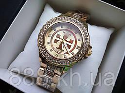 Часы Tory Burch gold krystal 312