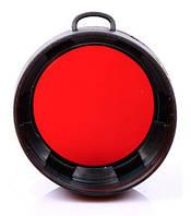 Светофильтр Olight FM20-R 35 мм, красный