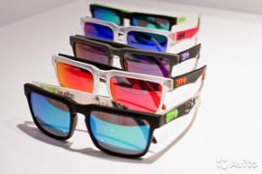 Абсолютно хитовые  Очки SPY+ Helm - авторская модель Ken Block (model 13), фото 2