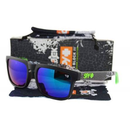Солнцезащитные очки Spy+ Ken Block Helm green (Модель № 1), фото 2