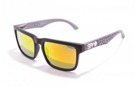 Солнцезащитные очки Spy+ Ken Block Helm grey_spider (Модель № 9), фото 2