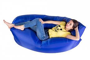 Самонадувной диван - гамак Lamzac Hangout (Кресло Матрас Ламзак Хенгаут Синий), фото 3