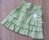 Детская юбка р.34-40