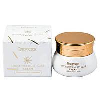 Антивозрастной крем для лица с протеинами паутины и гиалуроном DEOPROCE Spider Web Multi-Care Cream, оригинал