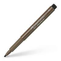 Ручка для каллиграфии Faber-Castell PITT Calligraphy , цвет коричневый, 167577