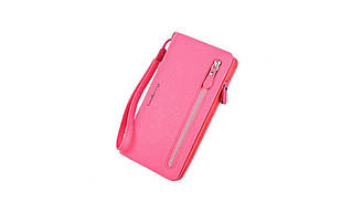 Женский кошелек Baellerry Elegance Розовый (SUN0058)